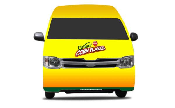 Bus Branding Services